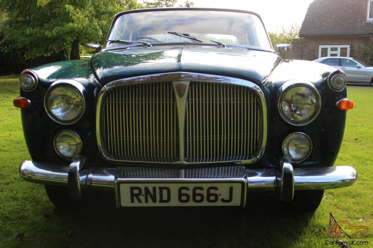 Rover Coupe Standard Car Blue Ebay Motors 321219675637