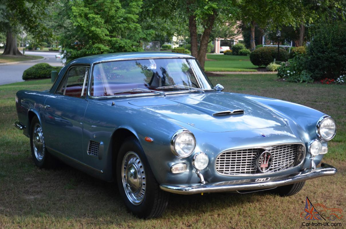 1962 Maserati 3500 GTi Sebring related infomation,specifications - WeiLi Automotive Network