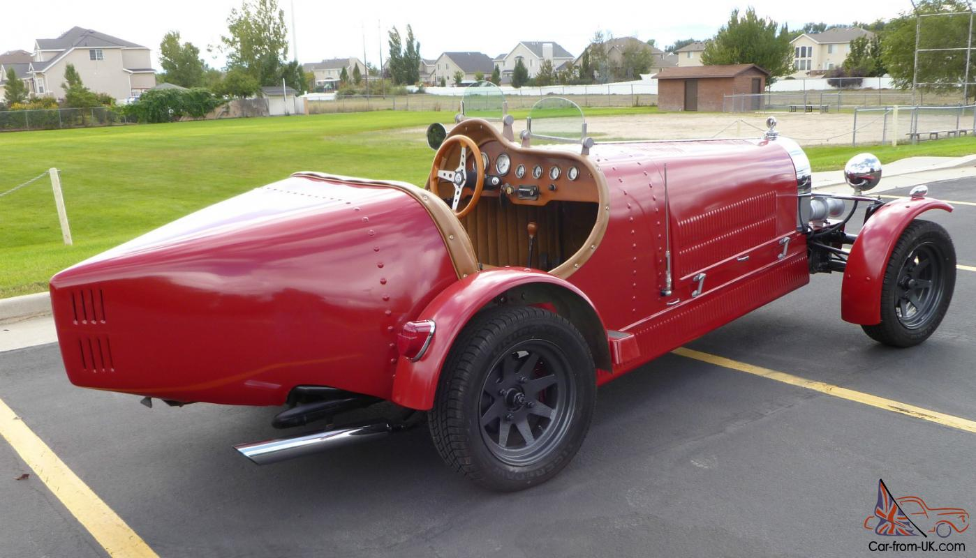 1927 Bugatti Kit Car Rustic Red 350 Chevy Engine Wiring Diagram Related Keywords Suggestions