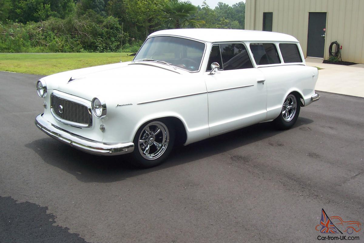 1960 Rambler American Wagon Super