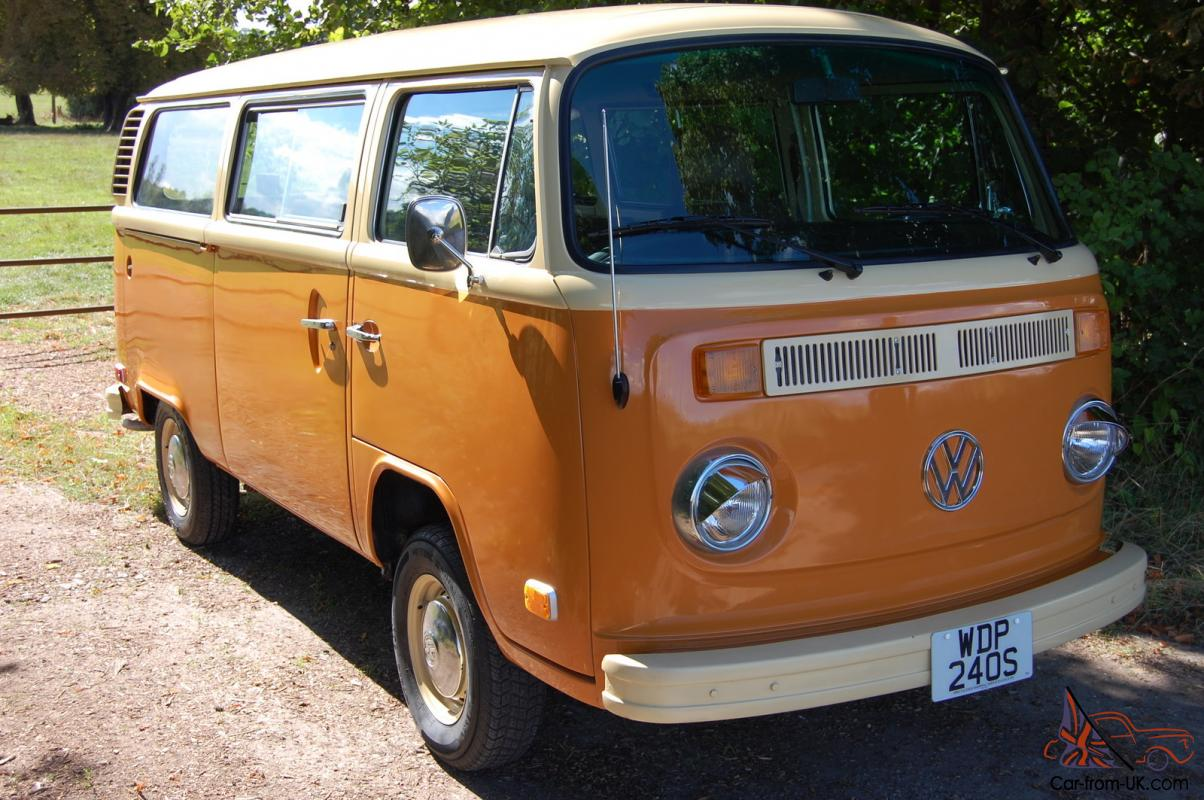VW BUS/ CAMPER T2 - CALIFORNIAN IMPORT  STUNNING, RUST-FREE, ABSOLUTE  BARGAIN