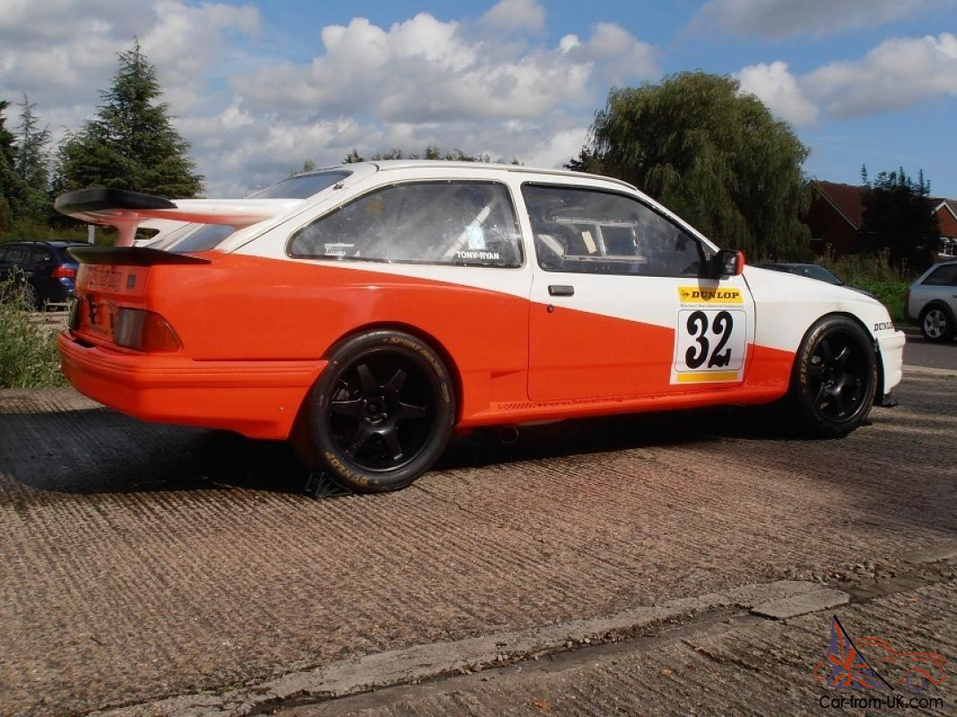Rs 500 Cosworth Racecar Formula Saloons Wide Arch Gpa Car Thunder Saloon Group A