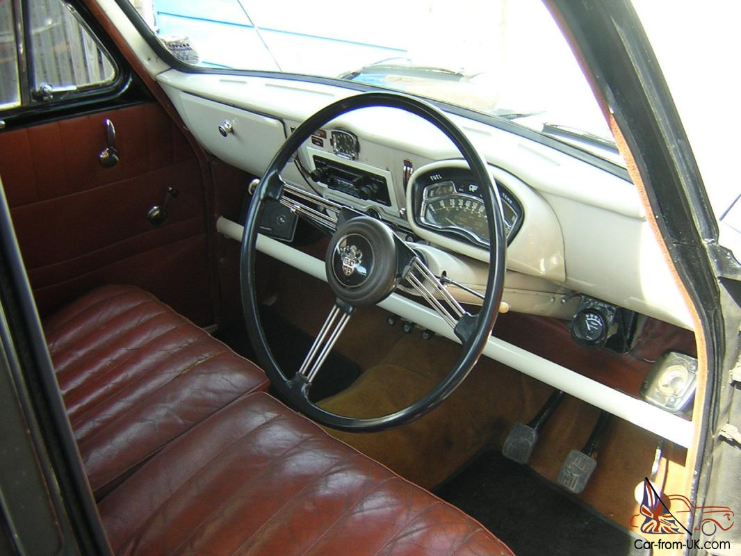 What To Do With Expired Car Seats >> 1957 Austin A50 Cambridge