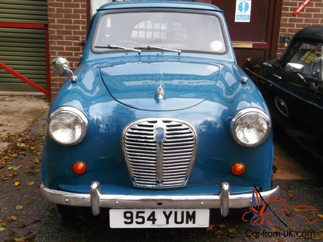 Austin A30 Standard Car Blue Ebay Motors 390676631155