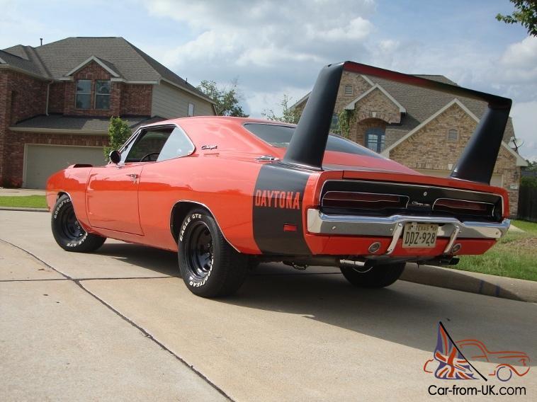 Charger Daytona For Sale >> 1969 Dodge Charger Daytona