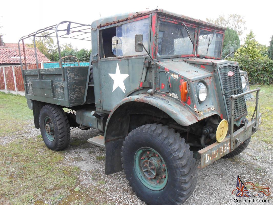 WW2 1943 -46 Chevrolet C 15 A, Army truck, 4x4