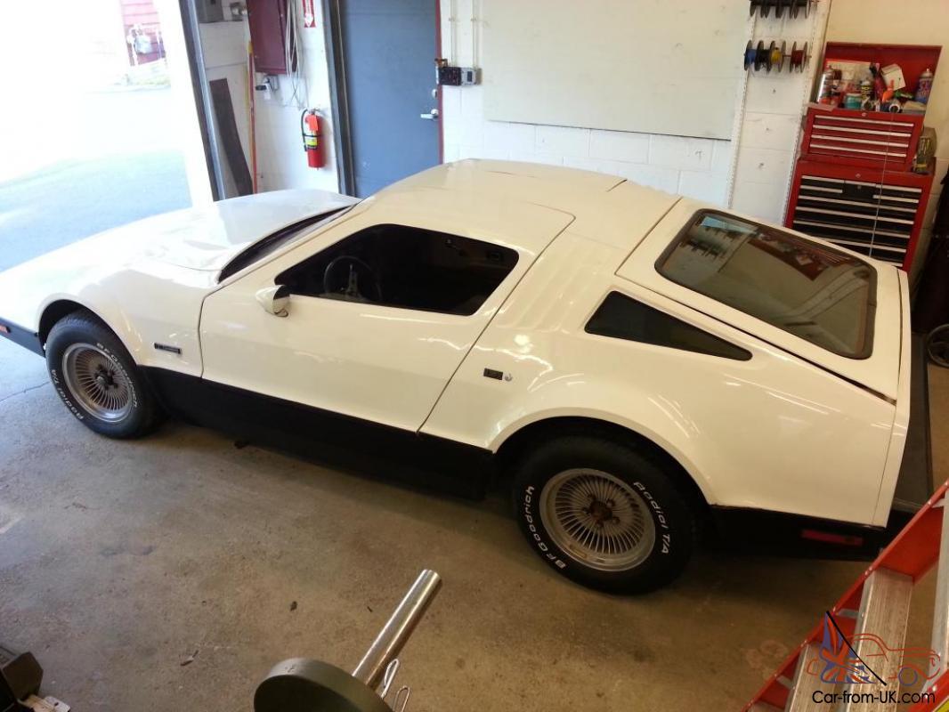 1975 Bricklin SV-1 Base Coupe 2-Door 5.8L
