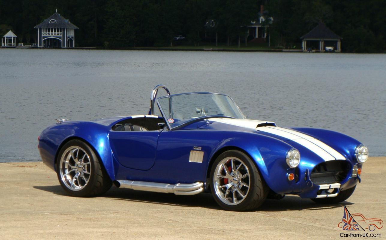 Factory Five Cobra For Sale >> Shelby Cobra Factory Five Mk Iv Supercharged