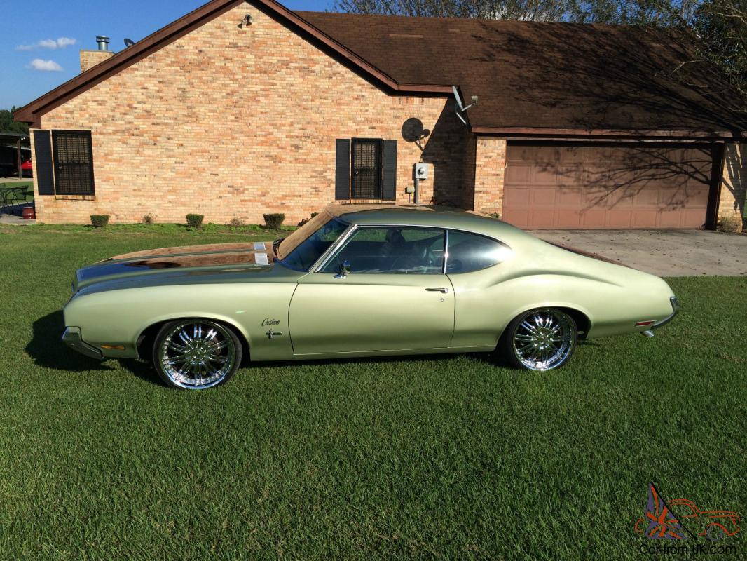 1970 Oldsmobile Cutlass Supreme Base 5 7L