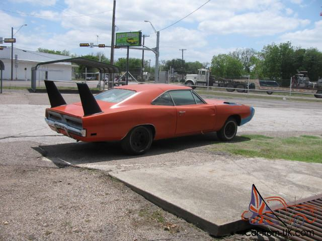 Dodge Charger Parts >> 1970 Dodge Charger 69 Daytona Clone Ac Auto Lots Of Parts Nose