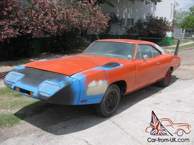 Charger Daytona For Sale >> 1970 Dodge Charger 69 Daytona Clone Ac Auto Lots Of Parts Nose Wing 500