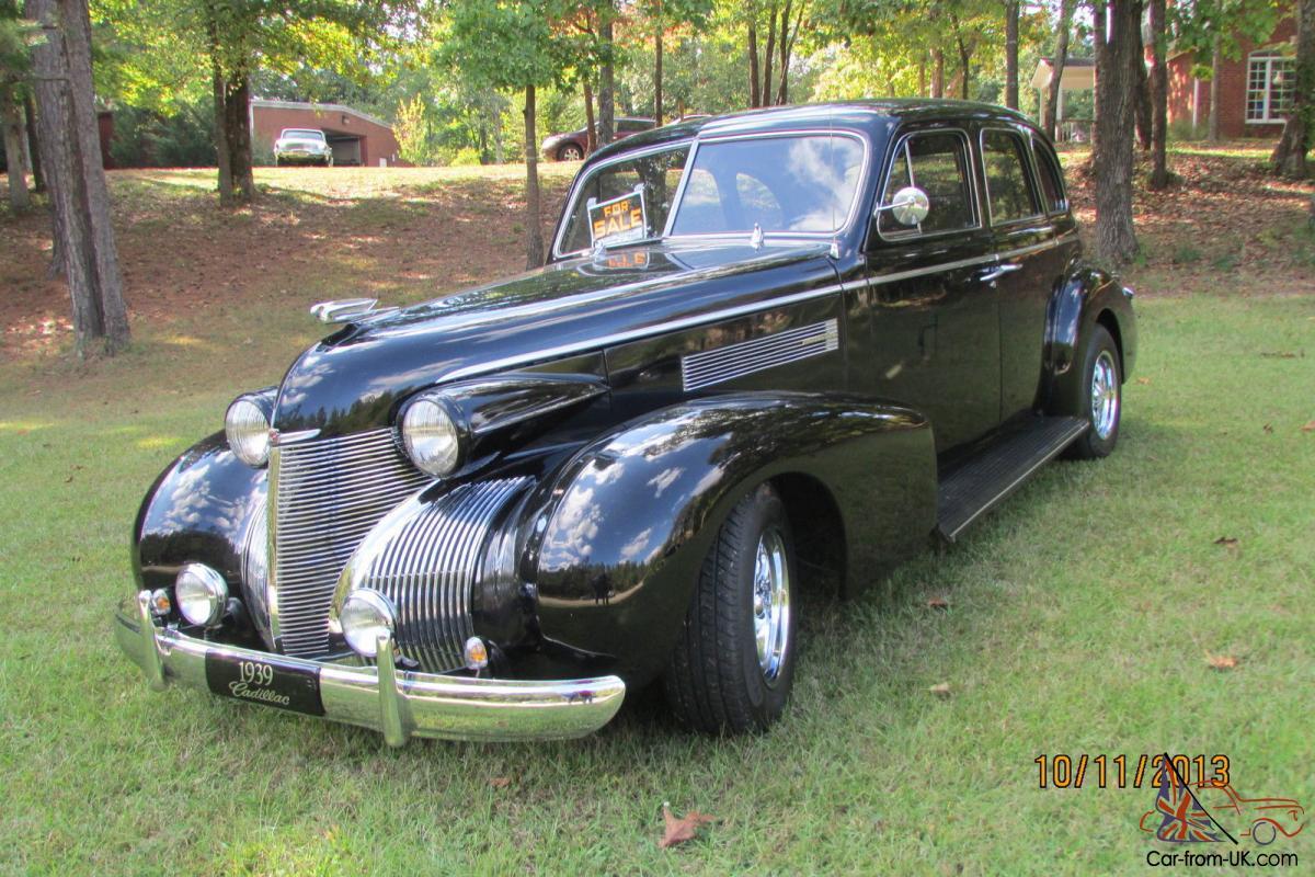 1939 Cadillac Lasalle No Reserve