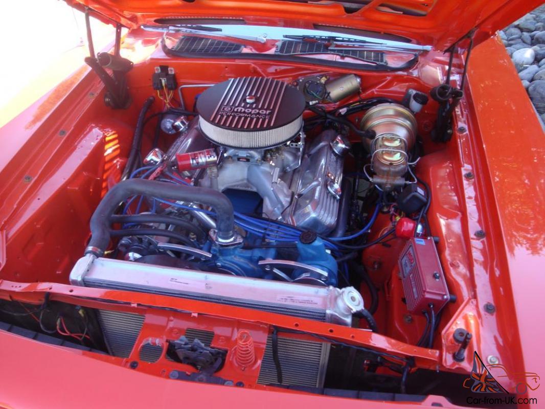 Pro Touring Barracuda 1972 Cuda