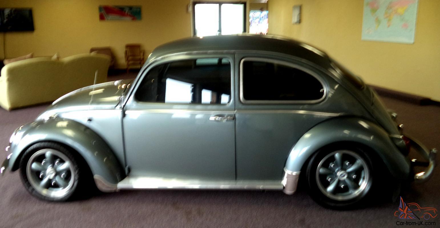 1965 Volkswagen Beetle Classic Slug Bug