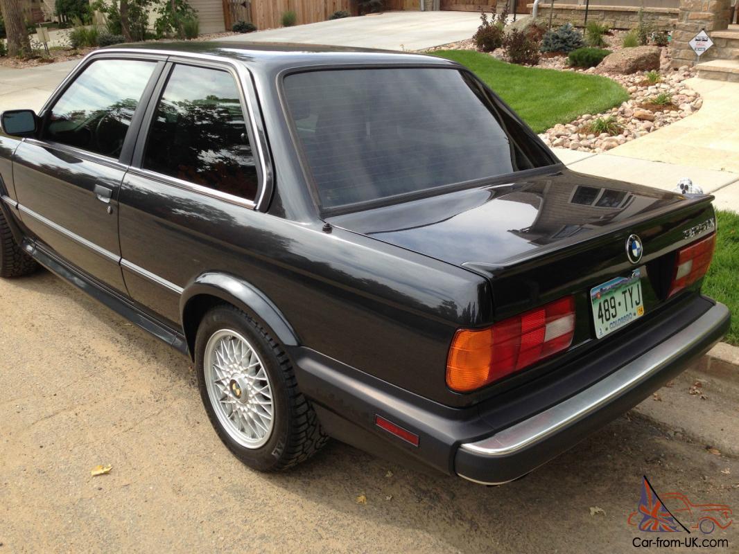 1988 E30 BMW 325iX Mint Condition