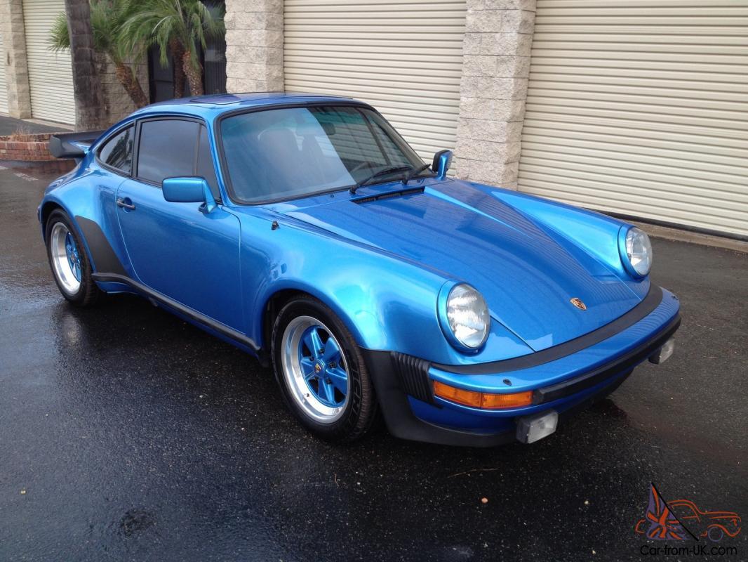 1980 Porsche 911 Turbo For Sale