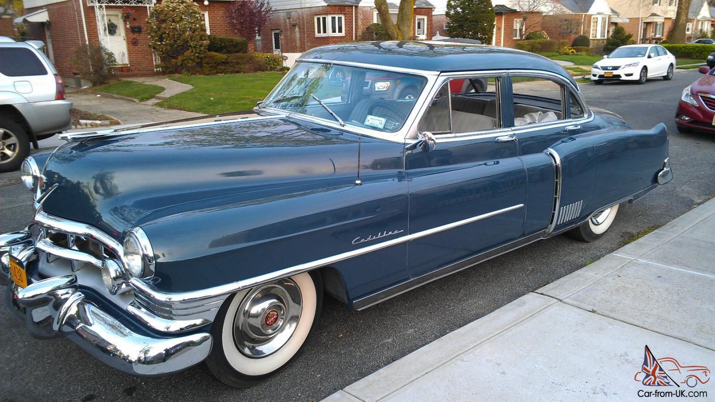 1950 Cadillac 60 Special