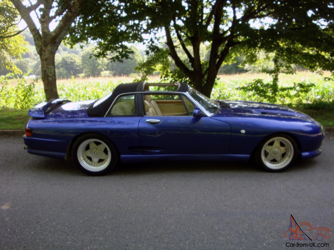1986 JAGUAR XJS Convertible - Rare Paul Bailey Monaco Bodykit - MOT 08/2014