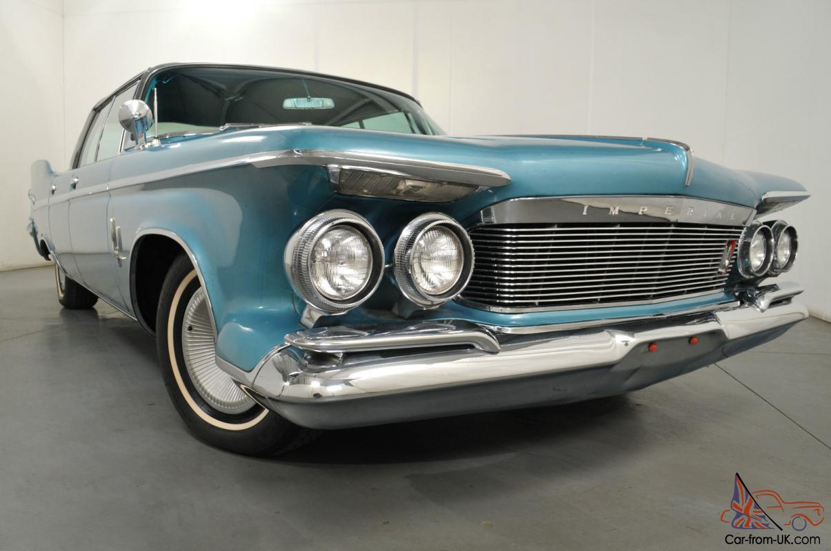 1961 Chrysler Imperial Crown 6 8l