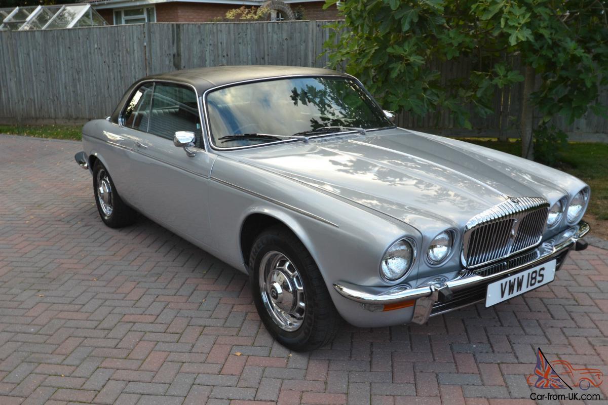 Jaguar /Daimler sovereign 4.2 XJ6 coupe automatic 1977 ...