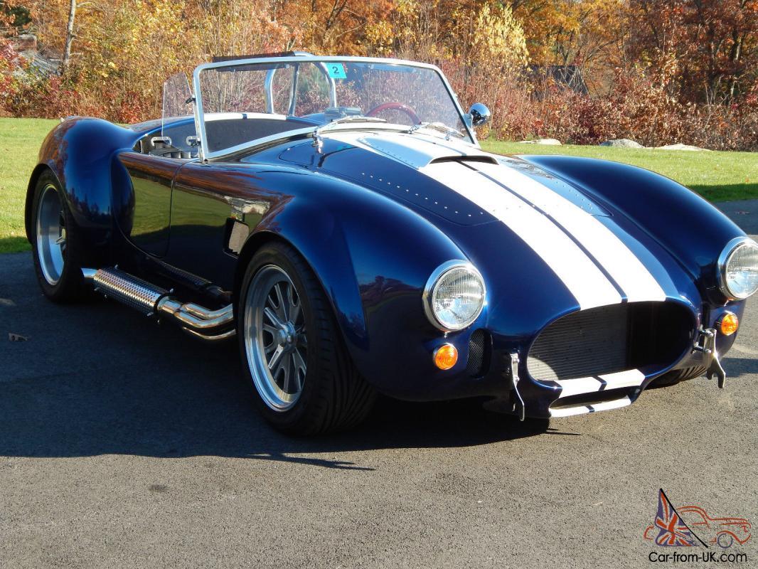 1967 Mustang Eleanor Body