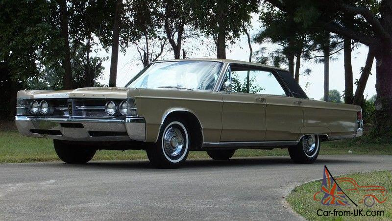 1967 model Chrysler New Yorker