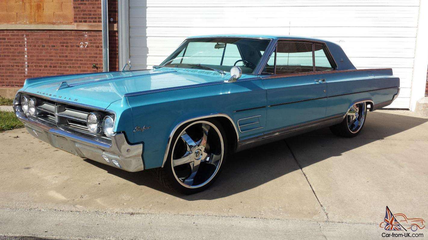 1964 Oldsmobile Starfire Base 6 5L