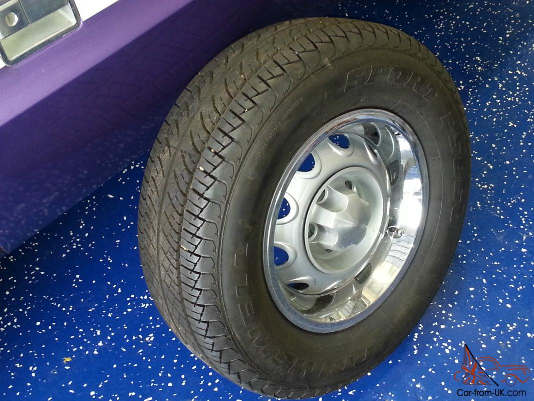 What Does Speed Rating Mean On Tires >> 1973 Dodge Challenger Plum Crazy 4 Speed 2 sets of wheels and Tires All New