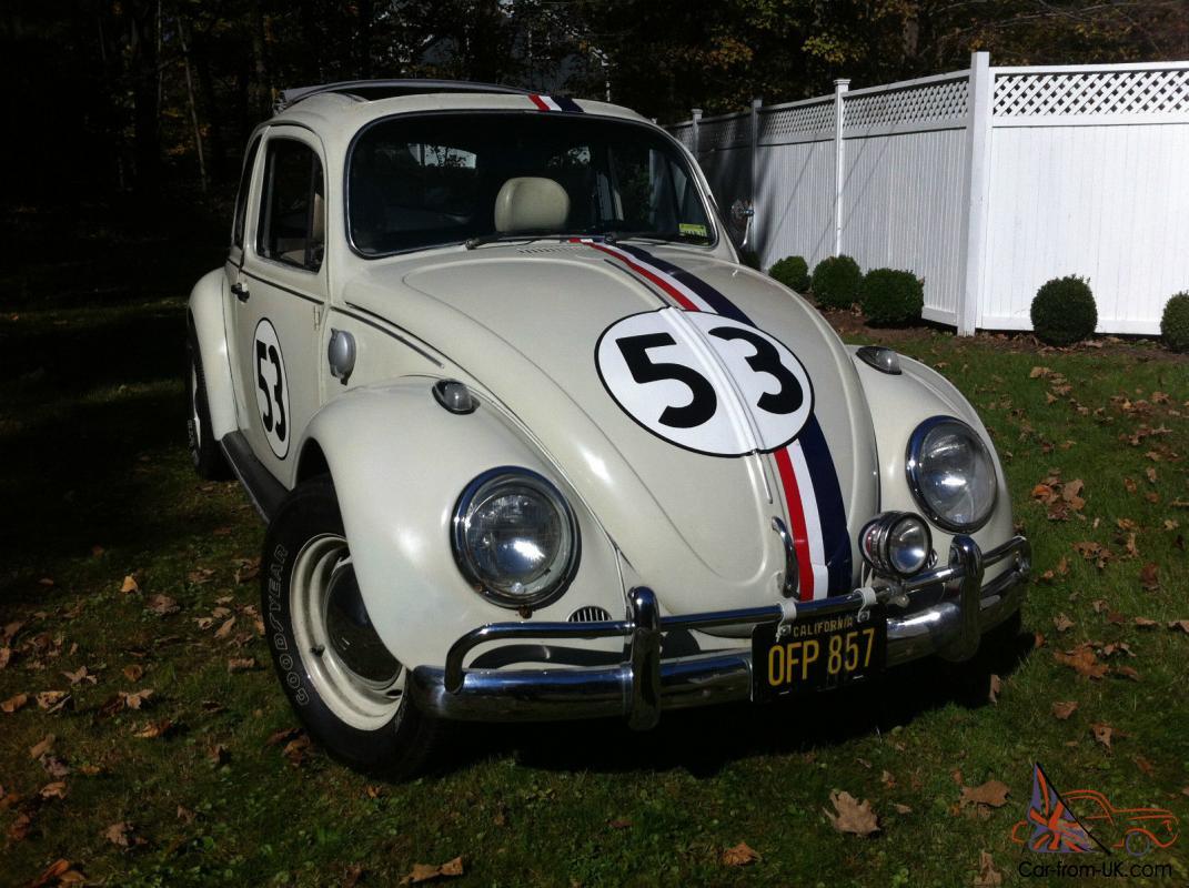 1969 Volkswagen Beetle With Sun Roof Good Fixer Upper Rat Rod Or Parts Car