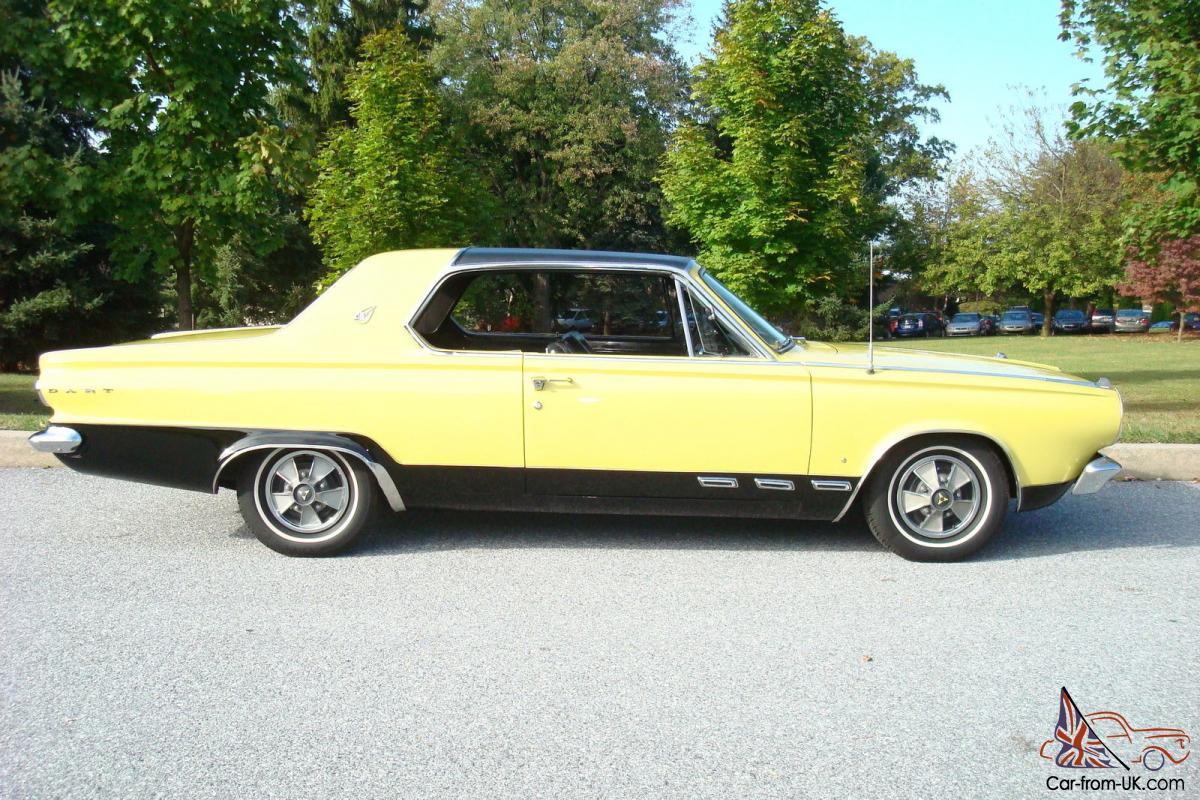 1966 Dodge Dart Gt