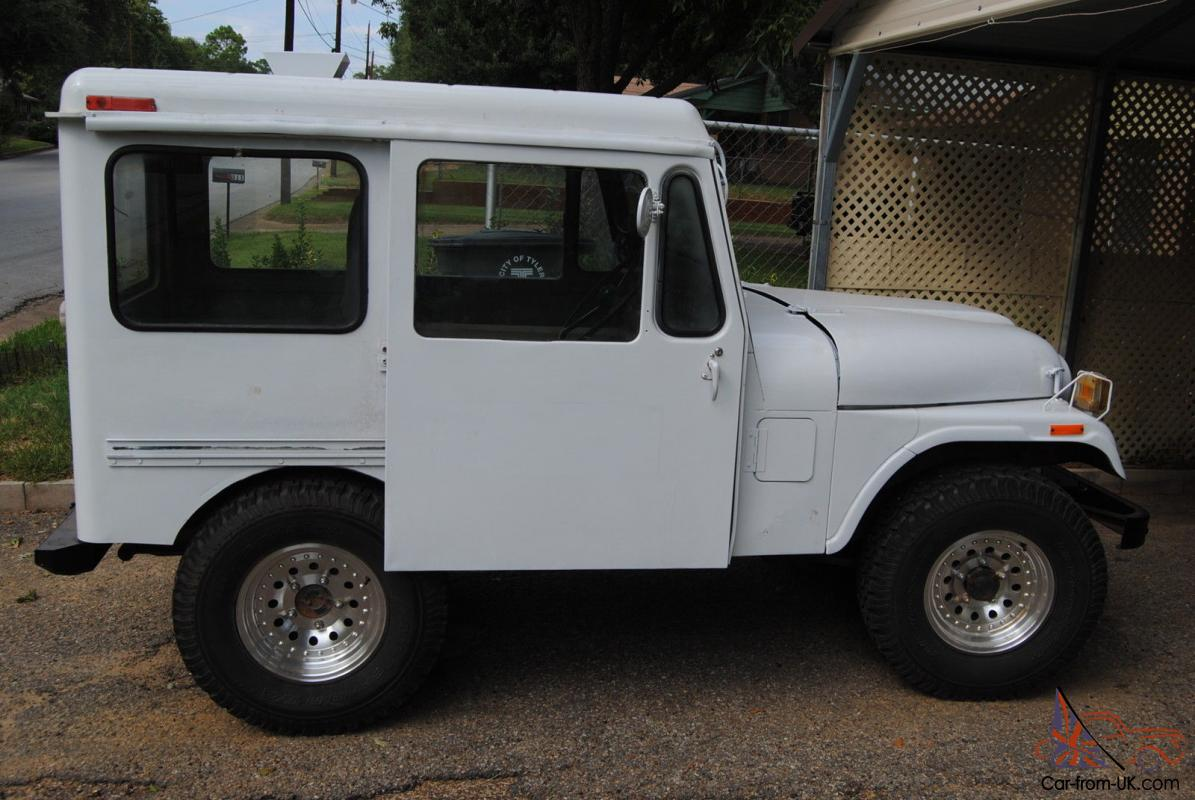 Right Hand Drive Jeep For Sale >> Jeep Dj5 Wiring Diagram