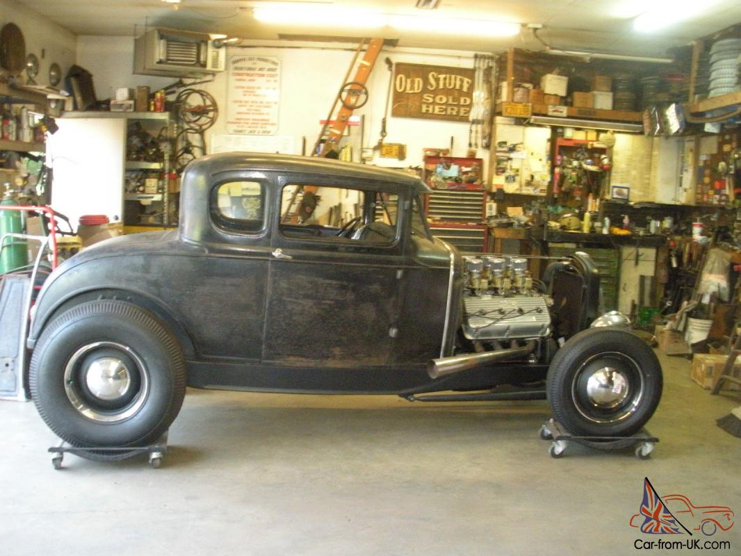Chopped 1930 Model A Wiring Diagram On The Net