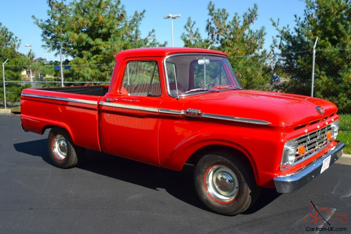 1964 Ford F100 Big Block 429 Pickup