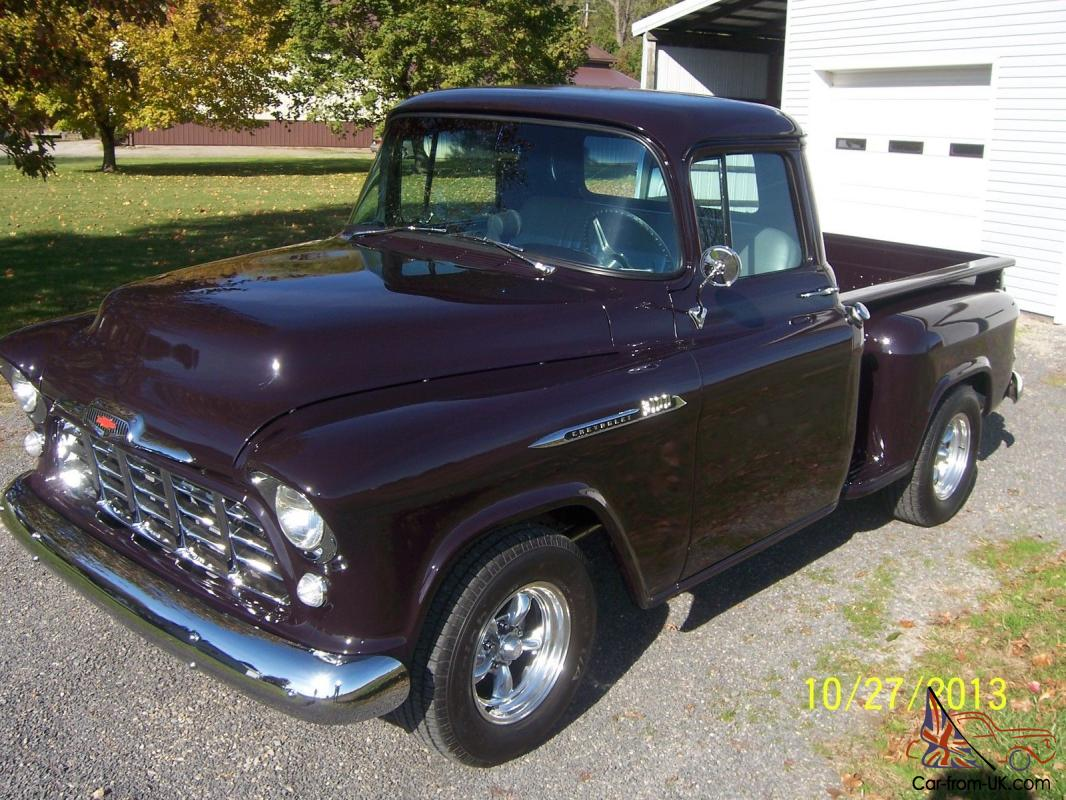 All Chevy 1956 chevrolet 3100 : Chevrolet 3100 pickup