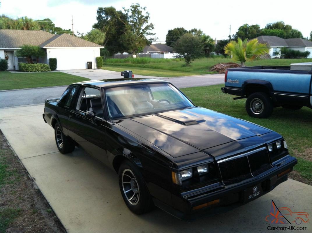Buick Muscle Car >> Grand National Buick Muscle Car G Body Turbo