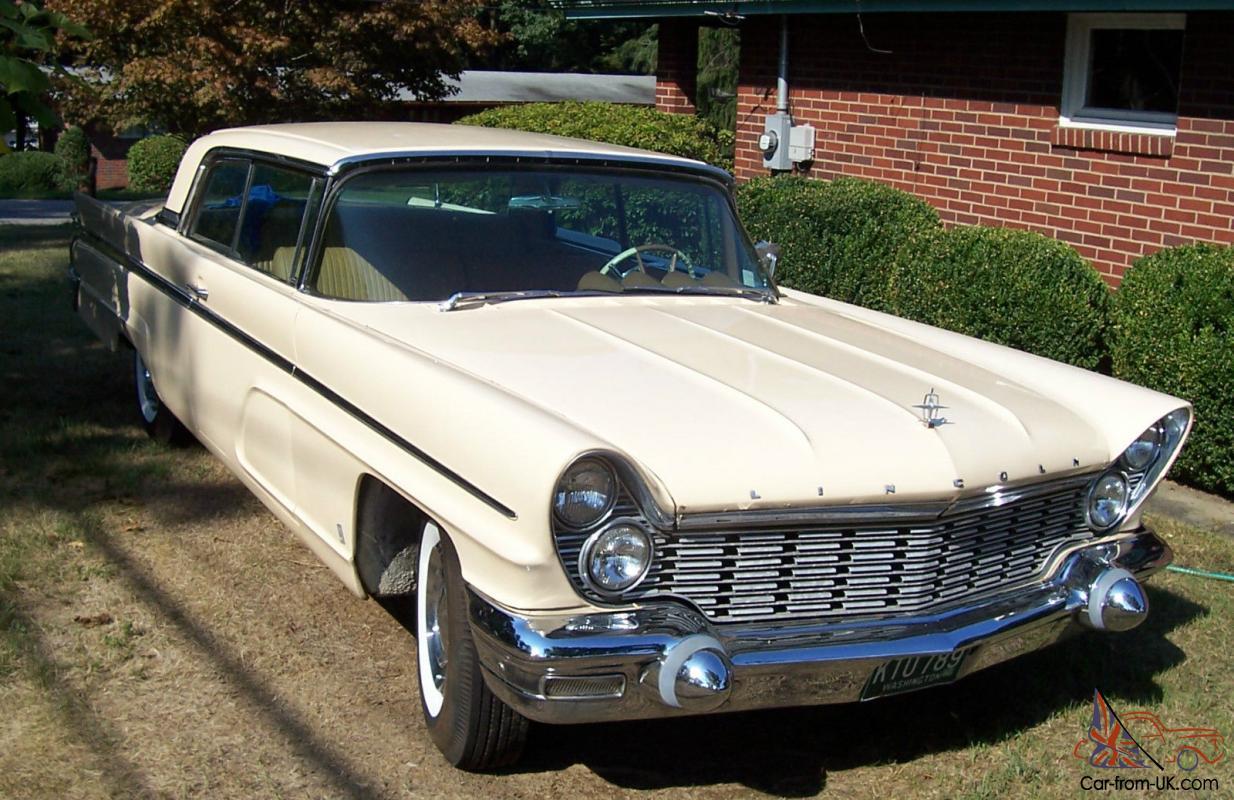 1960 Lincoln Premiere