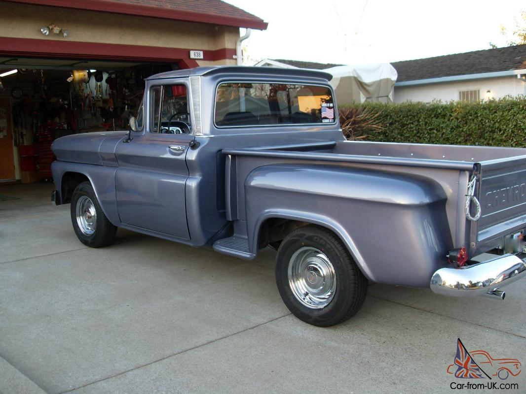 Pickup 61 chevy pickup : Chevy C10 Apache Pickup Shortbed pickup
