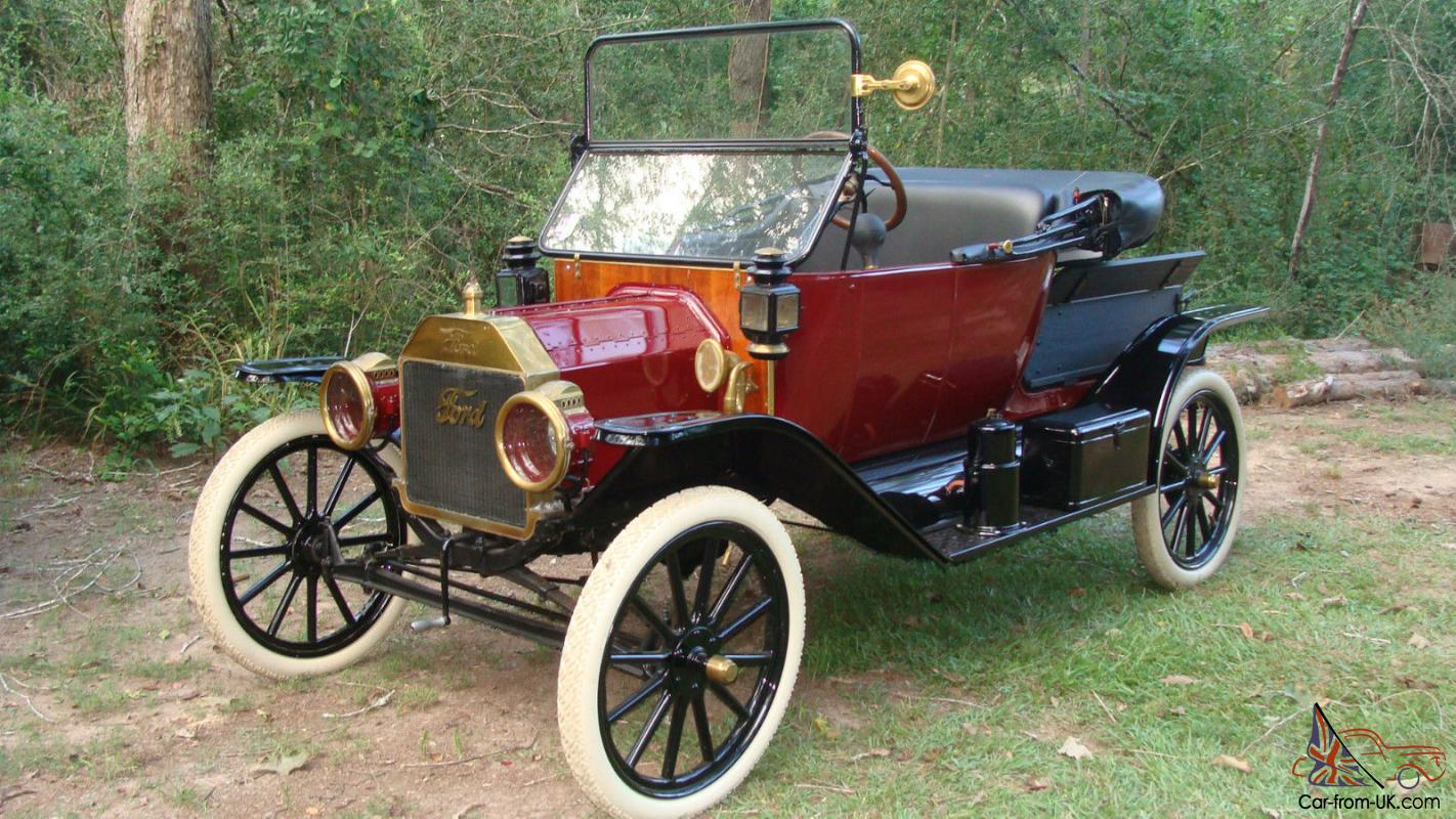 1913 Model T Ford Roadster Pickup For Sale