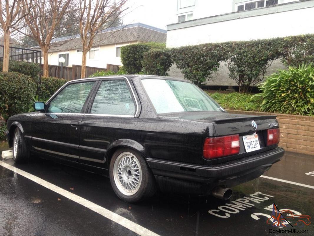 1988 Bmw 325is Base Coupe 2 Door 2 5l E30 S50 Conversion