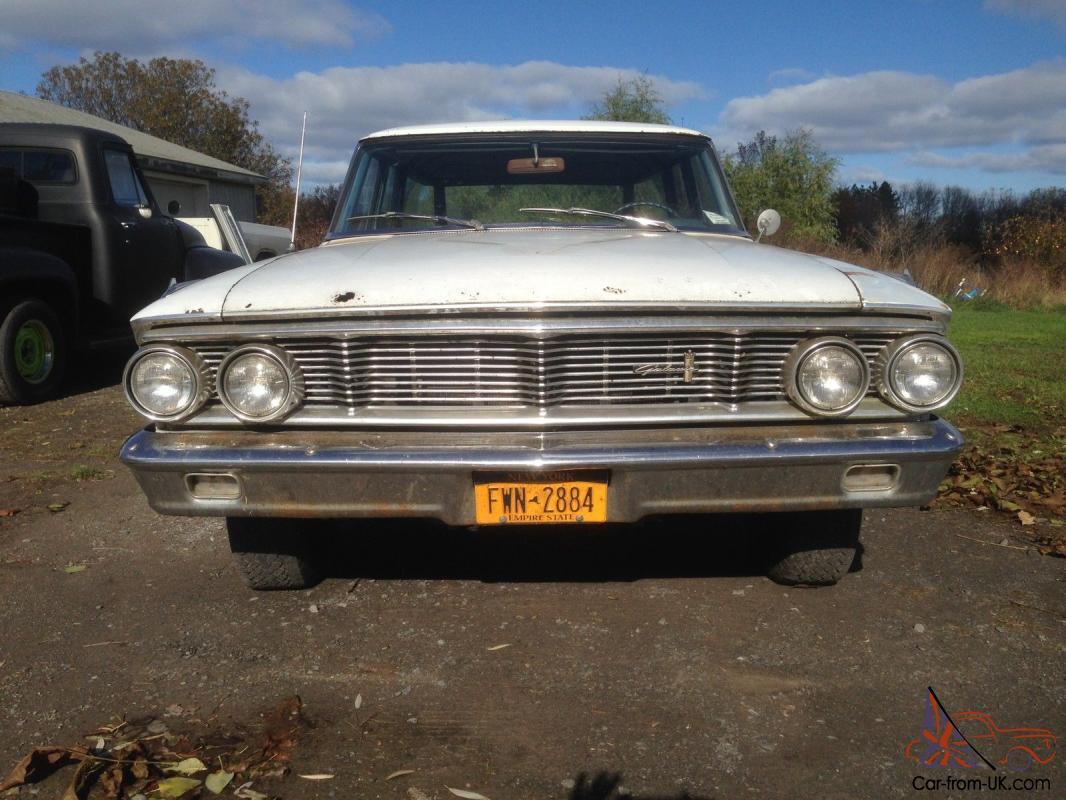 1964 Mustang Wagon