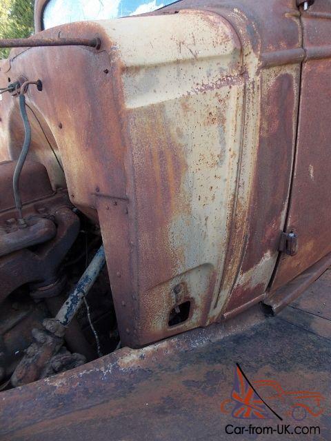 1935 Chevrolet Chevy 4 Door Sedan Parts or Project