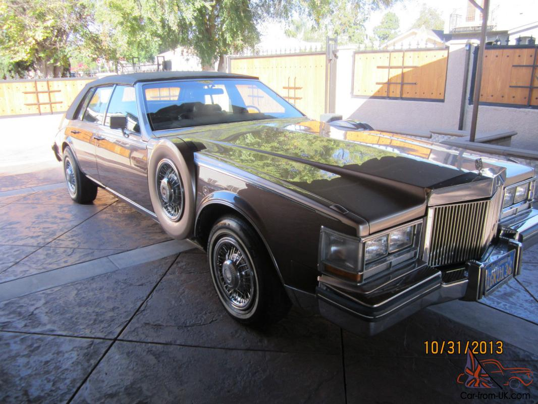 1983 Cadillac Seville Opera