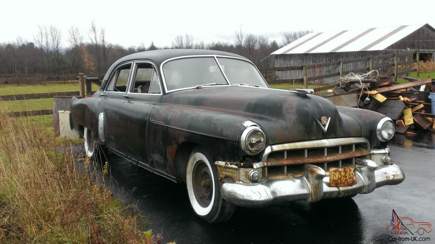 1949 Cadillac Fleetwood Parts or Project Car