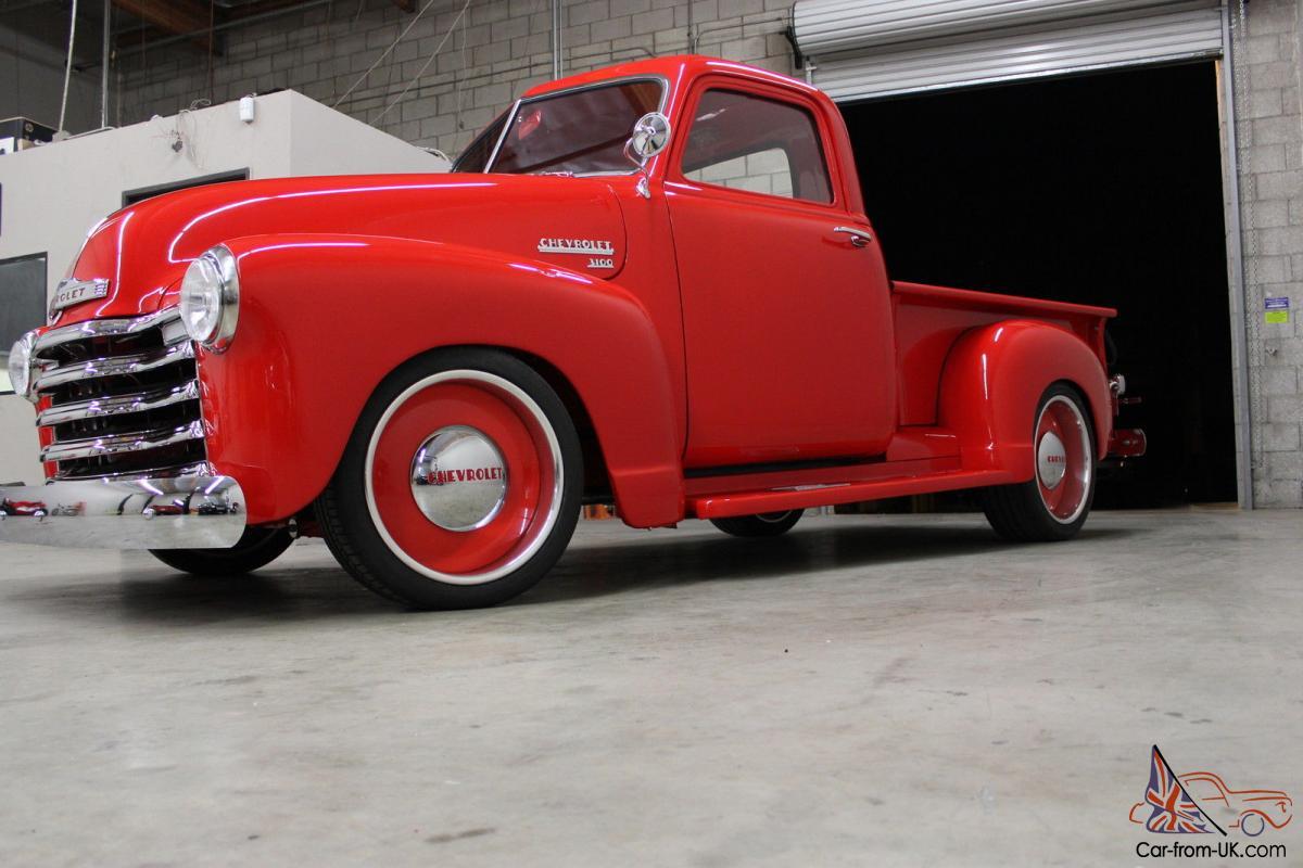 Pickup 1949 chevrolet pickup Chevrolet 3100 1/2 Ton Pickup LS3 6.2L 430hp