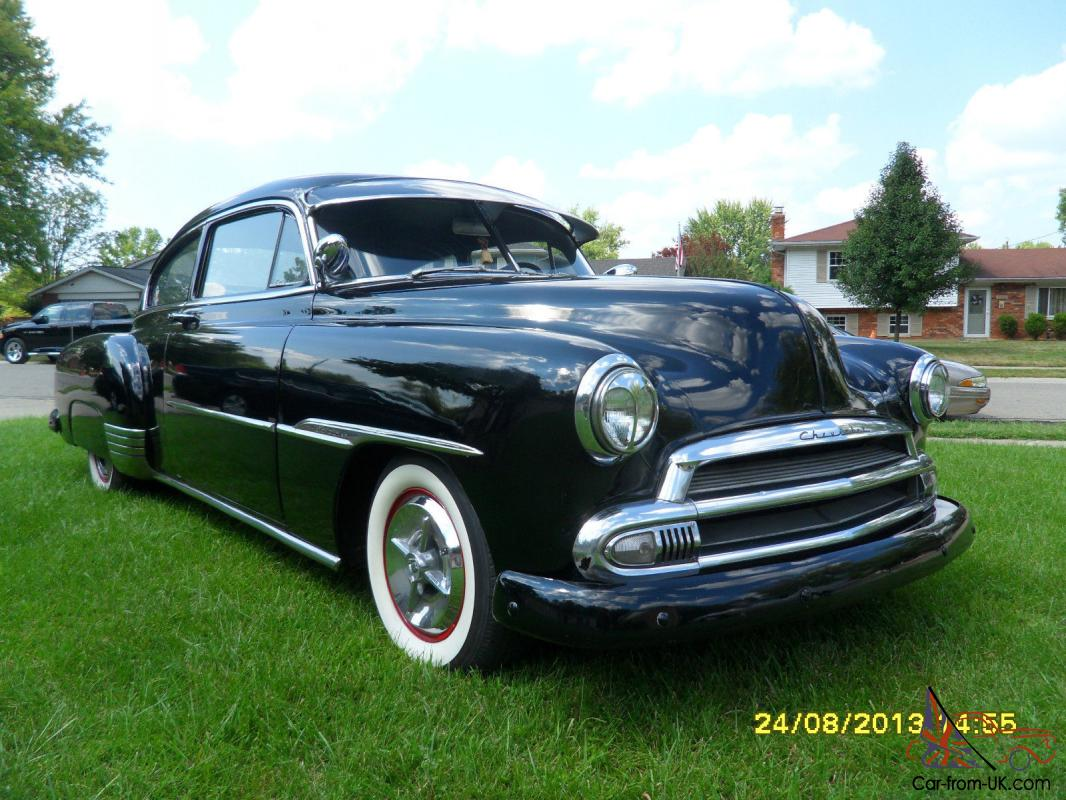 All Chevy 1951 chevrolet fleetline : CHEVROLET FLEETLINE DELUXE, HOT ROD, RAT ROD, STREET ROD