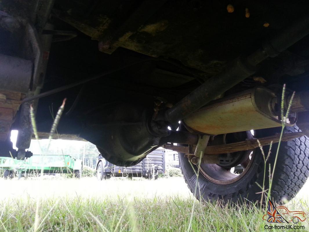 1984 Jeep CJ7 Hardtop  4 2L 6 cylinder  (not cj5 or wrangler)  NO RESERVE!