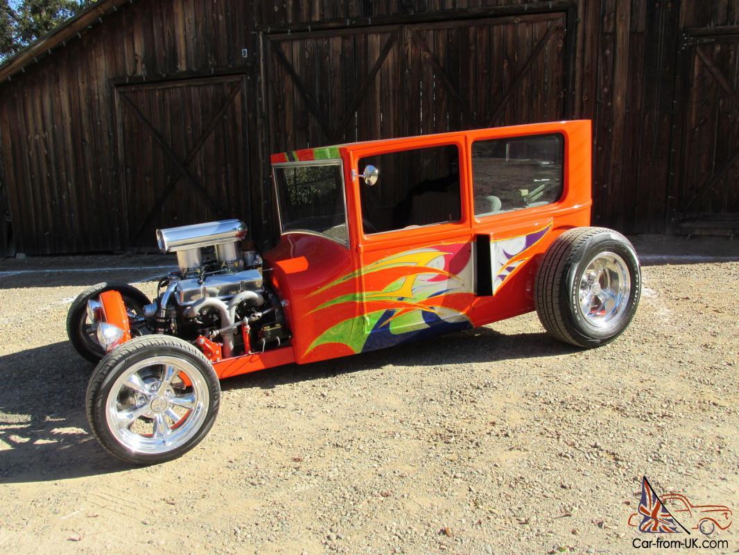 Hot Rod Model T 1927 Sedan
