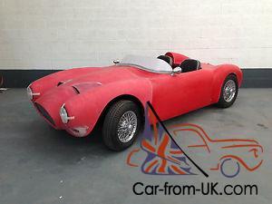 Triumph Sammio Spyder Herald 1500 Red Kit Car Unfinished Project