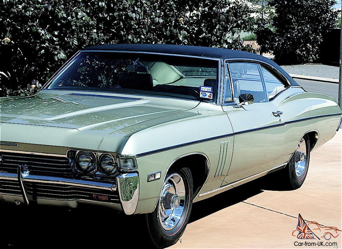 Chevrolet Impala 1968 SS 427 in Perth, WA
