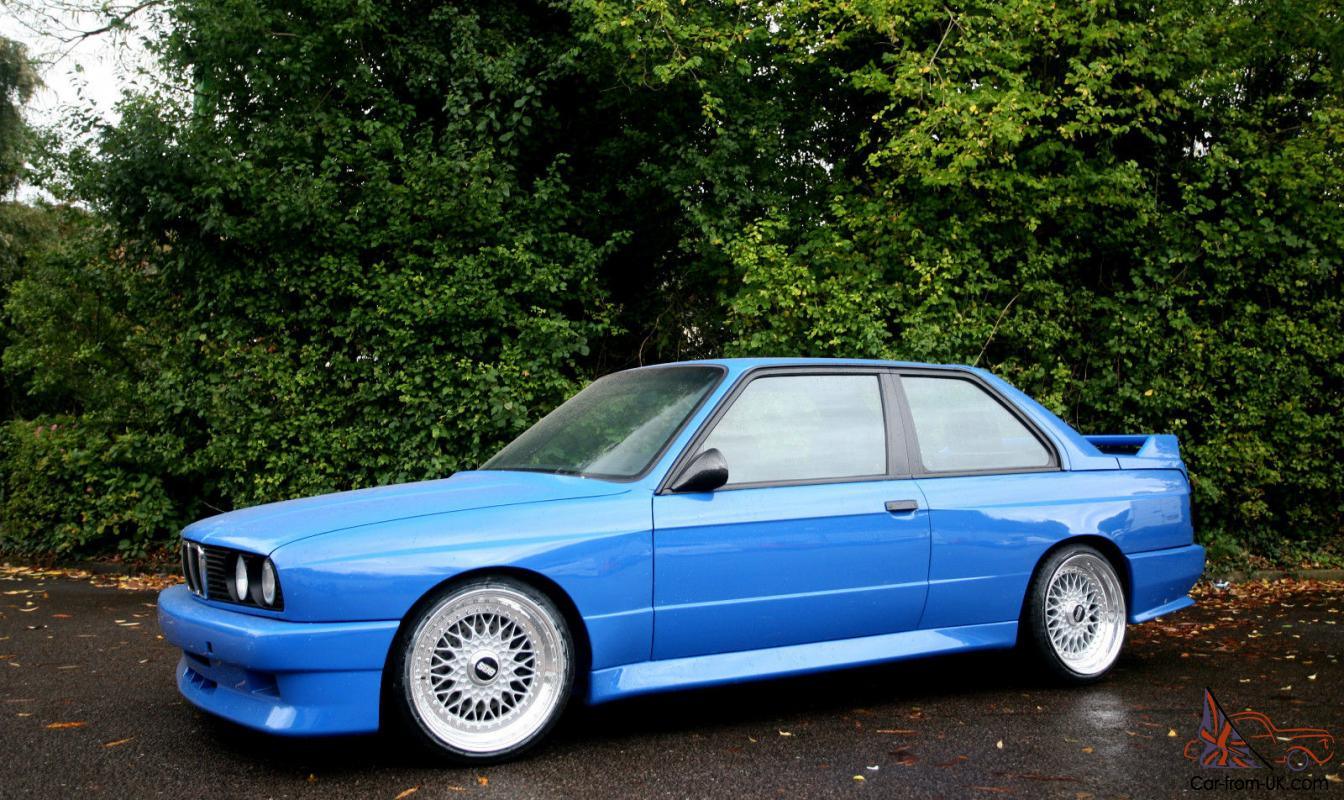 BMW E30 M3 >> Bmw E30 M3 2 5 Evo Project New Details Added